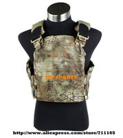 Wholesale TMC Strandhogg Plate Cut Plate Carrier MAD D Nylon Kryptek Mandrake Tactical Vest TMC2087 SKU12050213