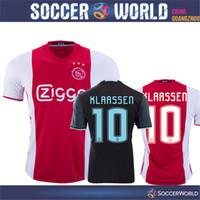 ajax football - Top thai quality Ajax soccer jerseys Ajax shirts KLAASSEN Home Away Football Shirt