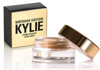 Wholesale Kylie Jenner Birthday Editon Kylie Cosmetics Creme Shadow Copper Rose Gold Creme OMBRE perfect kylie eye