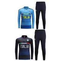 Wholesale 2016 Madrid AC Inter PSG France Italy Argentina Dortmund Chelsea de foot training suits Survetement sports wear football shirt
