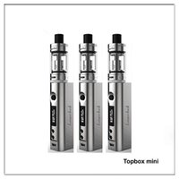 Wholesale Min Set Authentic Kanger Topbox Mini Starter Kit With w Kbox Box Mod ml Kangertech Toptank Mini Atomizer