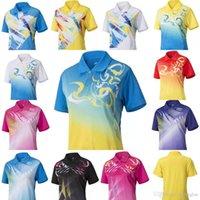 Wholesale AAA quality The latest woman badminton wear suit sportswear badminton sports t shirt suit