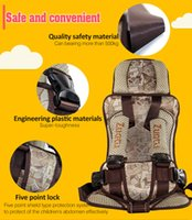 Wholesale Baby Child Infant Children Car Safety Seat Cushion Auto Portable Baby carrier harness style harnesses car seat