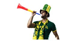 vuvuzela horn - Vuvuzela for sale Football Stadium Horns Cheerleading Horn Removable horn Kid Baby Removable Toy horn