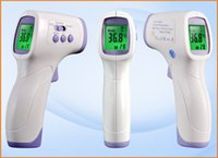 Wholesale Non Contact Temperature Measurement Site Forehead For All People Real Voice At The Temperature Measurement Function Language English