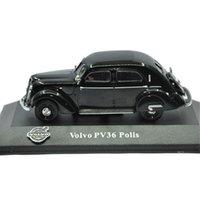 best dies - Atlas Volvo PV36 Polis Die Cast Model Car Scale Best Gift