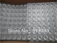 Wholesale M Transparent Bumpon Adhesive Backed Round Rubber Feet SJ5303 Hemispherical MM D MM H Carton