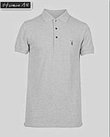 Wholesale Brand New All Men Polo Shirt Solid Poloshirt Short sleeve UK Fashion Polo Saints Black White Gray Blue Orange polos sport clothes