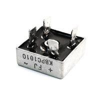 Wholesale KBPC1010 A V Single Phase Square Diode PCB Bridge Rectifier