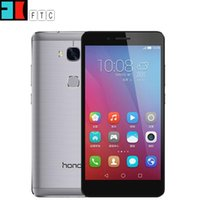 Wholesale Original Huawei Honor X G FDD LTE Mobile Phone MSM8939 Android quot FHD P GB RAM MP Fingerprint Smartphone