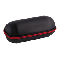Wholesale New Top Pouch PU Carry Cover Bag Pouch Sleeve Portable Protective Box Cover Case For JBL Flip3 Flip Bluetooth Speaker Black