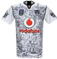 Wholesale 2016 supper rugby jersey all black New Zealand warriors rugby shirt any teams rugby clothes can drop shipping size s to XXL