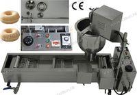 auto fryer - 304 Stainless Steel Commercial Auto Electric V V Donut Doughnut Fryer Machine Maker