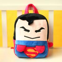 best light backpack - New Plush Backpacks Kids Light Backpacks Best Gifts Super Man High Quality NT126superB