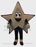 anime north - North Star mascot costume hot sale cartoon star theme advertising anime cosply costumes carnival fancy dress kits