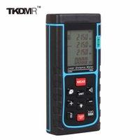 Wholesale CJY3 m m IP54 digital laser distance meter ft rangefinder measuring with original packaging WAL46