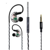bass definition - Ear Bell High Fidelity In Ear Earphones Headphones High Definition in ear Earbuds Microphone Noise Isolating HEAVY DEEP BASS for iPhone iPod