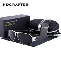 authentic vintage sunglasses - HDCRAFTER Authentic Man Sunglasses Classic Vintage Goggle Summer Glasses Polarized UV400 Multicolor Oval Mirror Alloy Frame