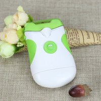 Wholesale new Manicure Fine Grinding Mill Electric Nail Clippers Nail Cutter PliersNail Tools