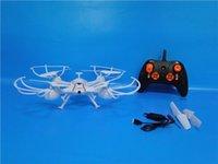 2.4GHz RC Drone avec caméra aérienne 6 Axis Quadcopter Drones avec 0.3MP HD Caméra Enfants Outdoor RC jouets d'hélicoptère