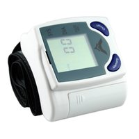 Wholesale Tera Blood Pressure Monitor Automatic Wrist Heath Watch for Self Meter SYS