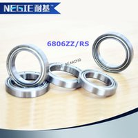 Wholesale Thin wall ball double sealed deep groove ball bearing high speed and low noise rs