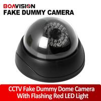Wholesale Dummy Camera Fake Outdoor Indoor Fake Surveillance Camera Dome CCTV Security Camera