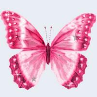 antique pink diamond - HWB DIY D Diamond Painting Cross Stitch Kits Pink Butterfly Diamonds Embroidery Home Decor Diamond Mosaic X20cm