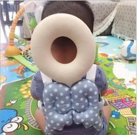 Wholesale Baby Head protection pad Toddler headrest pillow baby neck Cute wings nursing drop resistance cushion