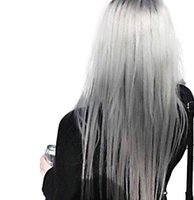 Wholesale Hair Color Cream Light Grey Color Permanent Super Hair Dye Non toxic Personalized Color for DIY Hair Style Cream Light ML