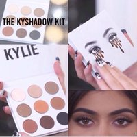 best wanted - 2016 makeup New Kylie Cosmetics Bronze Eyeshadow KyShadow Palette colors Contact me want other best serllers