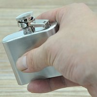 Wholesale Men s hip With wine bottles g portable oz stainless steel flask