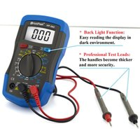 ad meter - HoldPeak HP C AD DC Manual Range Digital Multimeter Meter Portable Digital Multimeter