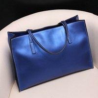 Wholesale Korean Set Phone - Sell like hot cakes! Herald HOT Women Handbags Sets PU Leather Handbag Women Messenger Bags Design Ladies Tote Bag