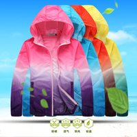 Wholesale Sweethearts Outfit Ultra thin Outdoors Skin Natural Uv Coat Sun protective Clothing Code Is Prevented Bask In Men s