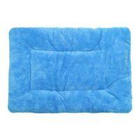 Wholesale Dog Blanket Pet Fleece Cushion Small Large Dog Cat Bed Puppy Soft Warm Sleep Mat