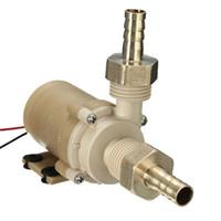 Precio de Bomba de refrigeración por agua-Promoción de la bomba de alta calidad de alta temperatura de la resistencia DC 12V solar caliente de refrigeración Bomba de circulación de agua de motor sin escobillas Agua