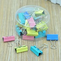 Wholesale The long tail clip color mm folder purse instrument Pack g long tail clip