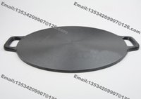Wholesale 32cm Stovetop Casting Iron Crepe Pan