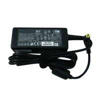 Wholesale 19V A W AC Adapter Charger Cord for Acer Aspire One KAV10 KAV60 Drop Shipping Eletronic Hot