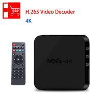 Wholesale MEMOBOX MXQ K Quad Core Set Top Box Amlogic S805 G RAM G ROM Smart TV Box KODI XBMC Miracast DLNA Pre Install Android TV Box