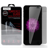 Wholesale Tempered Glass Screen Protector With Package With mm H D For Iphone samsung s6 edge s6 acitve HTC