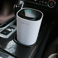 Wholesale New hot smart easycare Car Air Purifier Home Appliances Office Air Purifiers Cleaner Fresh Ionizer Portable Travel Charger