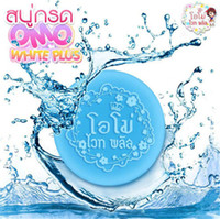Wholesale Discount Price OMO White Plus Acid Blue Soap Speed Whitening Soap fast clear the black spot hot item