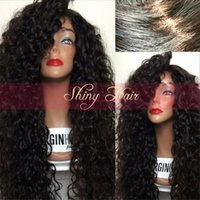 africa bank - front lace wig and gluless full lace wig brazilian human hair no mix for africa american
