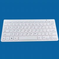 Wholesale New arrival white PC wireless keyboard and mouse combo set teclado sem fio teclado e mouse sem fio teclado y raton inalambrico