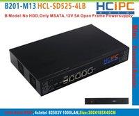 Wholesale HCiPC B201 M13 HCL SD525 LB D525 LAN Mini FireWall Barebone