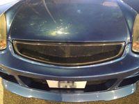 Wholesale CARBON FIBER SKYLINE G35 COUPE GT FRONT MESH GRILL GRILLE