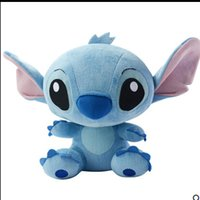 battery operated stuffed animals - Hot Sale cm Cute Lilo and Stitch Plush Toy Staffed Animal Toy Doll Children s day Gift Kids Toys Christmas Gift