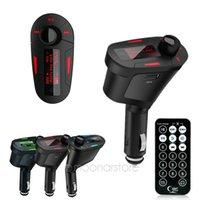 audio control mmc - Car Mp3 Player car audio Car Kit MP3 Mucsic Player Wireless FM Transmitter Radio Modulator USB SD MMC Remote Control